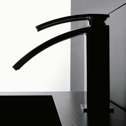 Moon Mono | Wash basin taps | Rubinetterie Zazzeri