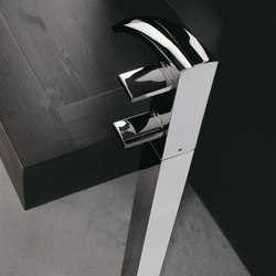 Moon | Grifería para lavabos | Rubinetterie Zazzeri