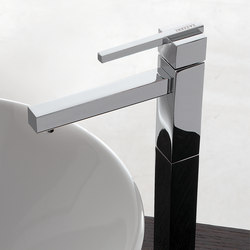 Soqquadro | Grifería para lavabos | Rubinetterie Zazzeri