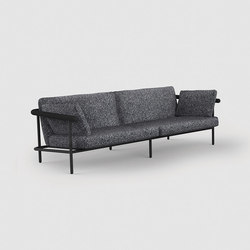 X Ray sofa | 3seaters | Divani | La Chance