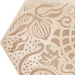Terra | Floreale Vers.C | Ceramic tiles | Marca Corona
