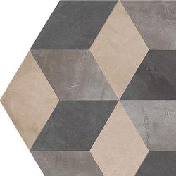 Terra | Cubo Esa Vers.F | Ceramic tiles | Marca Corona