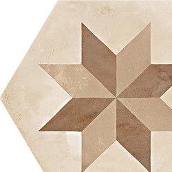 Terra | Stella Esa Ver.C | Piastrelle ceramica | Marca Corona