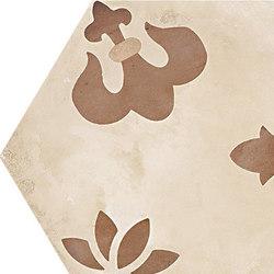 Terra | Comp.Gigli Ver.C | Piastrelle ceramica | Marca Corona