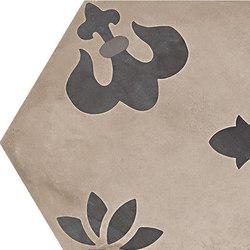 Terra | Comp.Gigli Ver.F | Baldosas de cerámica | Marca Corona