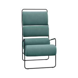 Sancarlo armchair | Poltrone lounge | Tacchini Italia