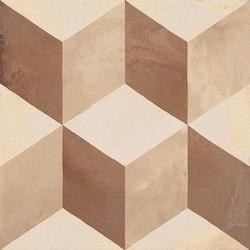 Terra | Cubo Vers.C | Carrelage céramique | Marca Corona