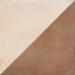 Terra | Triangolo Vers.C | Piastrelle ceramica | Marca Corona