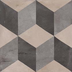 Terra | Cubo Vers.F | Ceramic tiles | Marca Corona