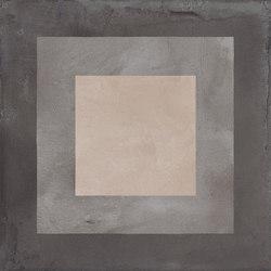 Terra | Quadrato Vers.F | Piastrelle ceramica | Marca Corona
