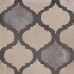 Terra | Coloniale Vers.F | Piastrelle ceramica | Marca Corona
