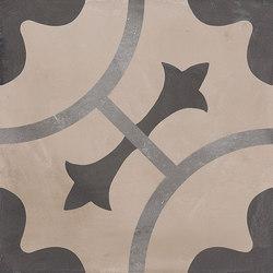 Terra | Ornamento Vers.F | Piastrelle ceramica | Marca Corona