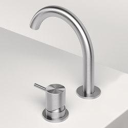 Z316 | Wash basin taps | Rubinetterie Zazzeri