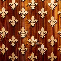 Lilie Positiv | Wood panels | strasserthun.