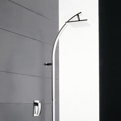 Moon Mono | Shower controls | Rubinetterie Zazzeri
