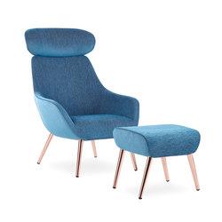 Lamy   Sillones lounge   B&T Design
