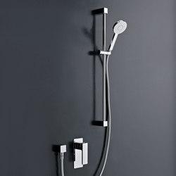 Qquadro | Shower controls | Rubinetterie Zazzeri