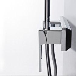 Qquadro | Bath taps | Rubinetterie Zazzeri