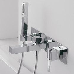 Soqquadro | Grifería para bañeras | Rubinetterie Zazzeri