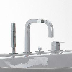 Soqquadro | Bath taps | Rubinetterie Zazzeri