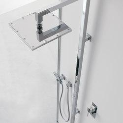 Soqquadro | Shower controls | Rubinetterie Zazzeri
