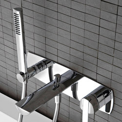 "Lineare Single-lever bath/shower mixer 1/2"" ILnXL0aI"