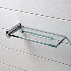 Tango | Bath shelves | Rubinetterie Zazzeri