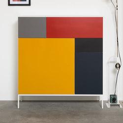 Vision Cabinet De Stijl V706 | Sideboards | Pastoe