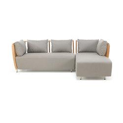 Swing sofa | Divani | Ethimo