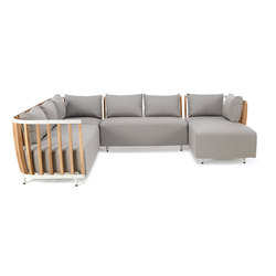 Swing sofa | Cocoon furniture | Ethimo