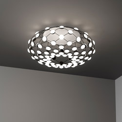Mesh ceiling | Ceiling lights | LUCEPLAN