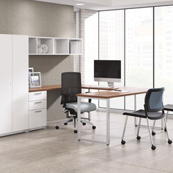 Epic Desk | Einzeltische | National Office Furniture