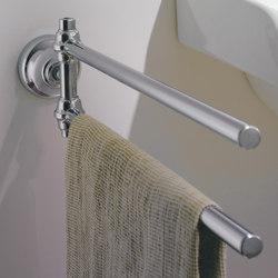 802 | Towel rails | Rubinetterie Zazzeri
