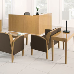 Escalade Desk | Comptoirs | National Office Furniture