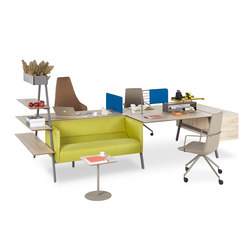 Office A System | Desks | B&T Design