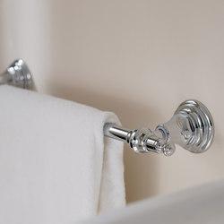 Kent 2 | Towel rails | Rubinetterie Zazzeri