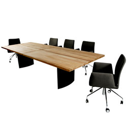 Office Hann | Contract tables | B&T Design