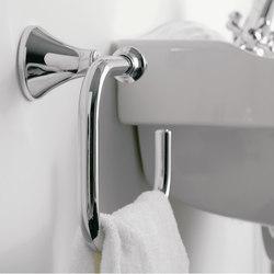 Mille 2 | Towel rails | Rubinetterie Zazzeri