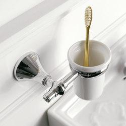 Mille 2 | Toothbrush holders | Rubinetterie Zazzeri
