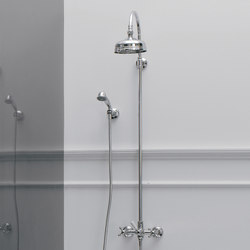 Mille 2 | Shower controls | Rubinetterie Zazzeri