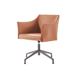 O-Cap | Visitors chairs / Side chairs | Cappellini