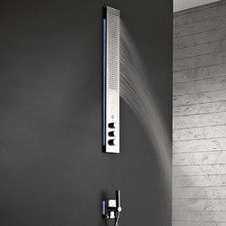 Obliqua | Shower controls | Rubinetterie Zazzeri
