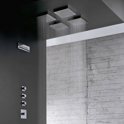 Shirò | Shower controls | Rubinetterie Zazzeri