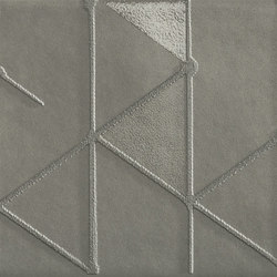 Tone | Grey Geometric | Ceramic tiles | Marca Corona