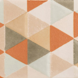 Tone | Triangles Mix 2 | Ceramic tiles | Marca Corona