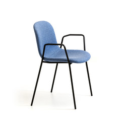 Máni Fabric AR 4L | Chairs | Arrmet srl