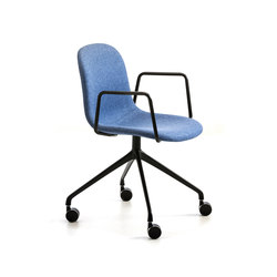Máni Fabric AR-HO-4 | Chairs | Arrmet srl