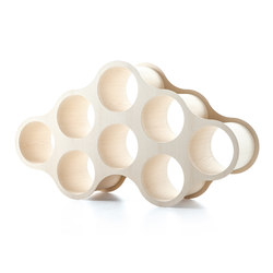 Cloud Wooden | Scaffali | Cappellini