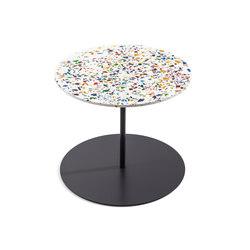 Gong Terrazzo | Side tables | Cappellini