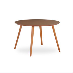 Woodplate Table | Objekttische | B&T Design